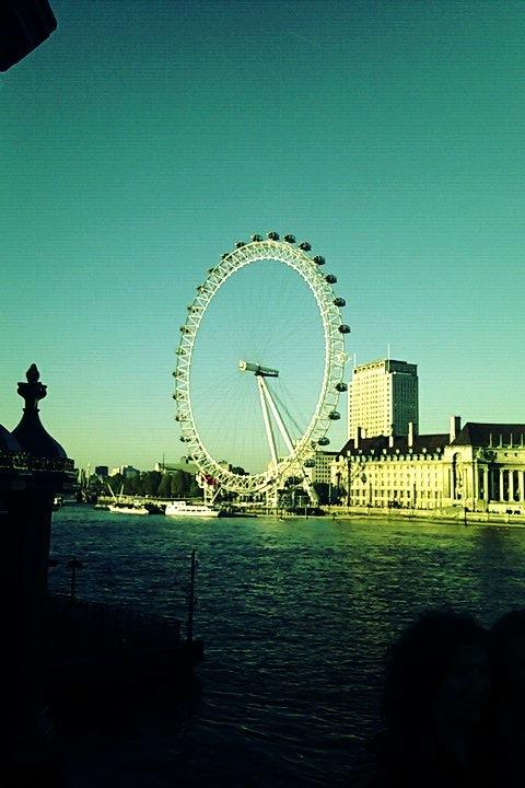 London Eye, Frenchy a Londres