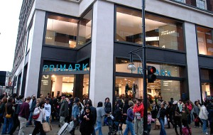 Primark Londres, Frenchy a londres