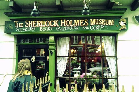 The Sherlock Holmes Museum,