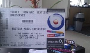 BME ticket