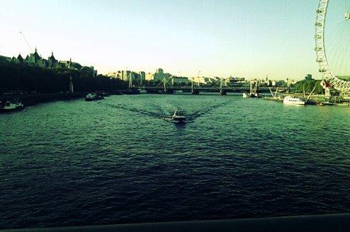 Vue Westminster Bridge