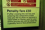 Penalty fare