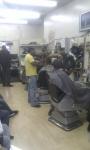 Petit tour au Barber shop