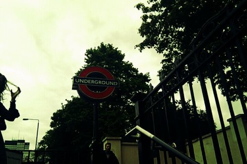 Regent park station
