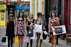 Shopping a londres