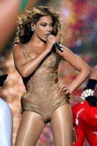 Beyonce frenchy a londres